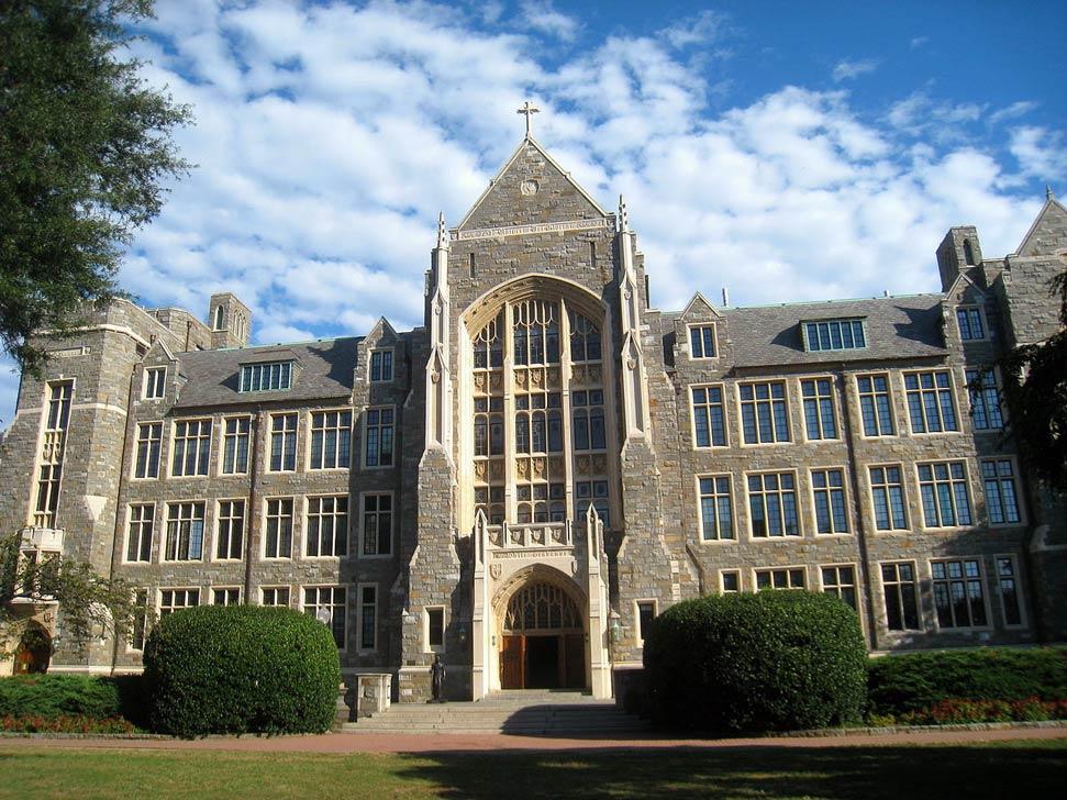 Universidad de Georgetown en EEUU